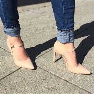 Sam Edelman Ankle Strap Pumps